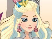 Darling Charming Dress Up game