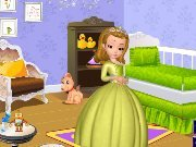 Room design for Princess game