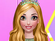 Game Amys Princess Look Makeover Game