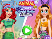 Animal Trends game