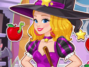 Audrey Spell Factory game