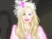 Game Barbie bride from a fairy tale