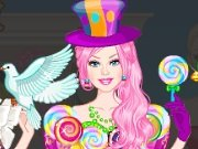 Barbie Princess the Clown game