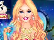 Barbie Dark Princess Scary Halloween Stories game