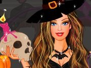 Fun game Barbie Dark Princess