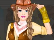 Fun game Barbie the farm Princess