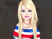 Fun game Barbie in Paris