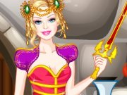 Barbie Knight Princess game