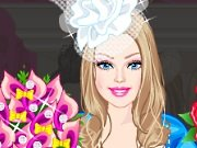 Barbie on the wedding game
