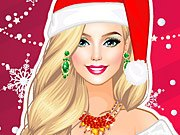 Barbie Santas Helper game