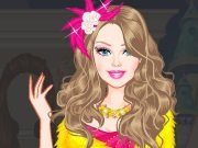 Fun game Barbie the fairytale fashion monger