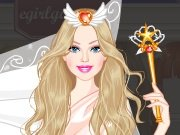 Fun game Barbie the Princess of the wind