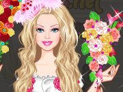 Game Barbie's Victorian Wedding