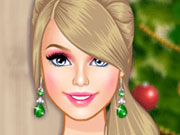 Barbie Winter Glam game