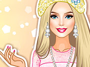 Brilliant Barbie Dress Up game