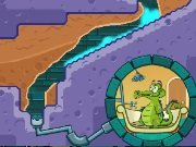 Crocodile Swampy game