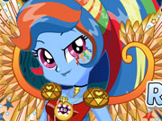 Crystal Wings Rainbow Dash game