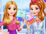 Disney Planning Diaries game