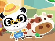 Dr Panda Farm game