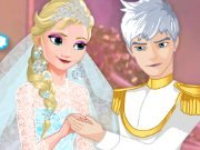 Runaway Frozen Bride game