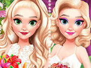 Elsa Wedding Planner game