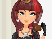 Ever After High Tea Party game