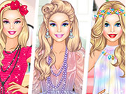Fashion Tips with Barbie game