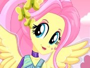 Fluttershy Archery Style game
