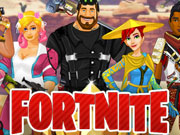 Game Fortnite Dress Up Battle Royale