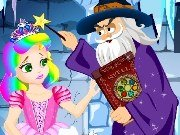 Princess Juliet frozen castle escape game
