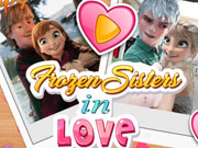 Frozen Sisters In Love game