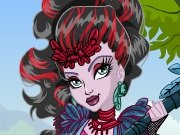 Dress for Jane Boolittle from Monster High game