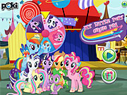 My Little Pony Circus Fun