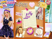 My Lovely Mood Board! game
