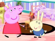 Peppa pig room decor game