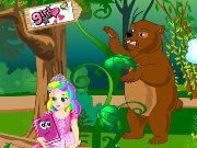 The Adventures of Princess Juliet in the forest game