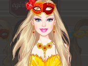 Fun game Barbie the Princess of Masquerade