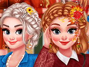 Princesses Autumn Celebrations game
