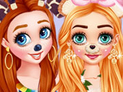 Princesses Colorful Life game