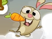 Rabbit and carrot game