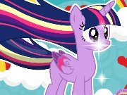 Twilight Rainbow Power Style game