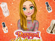 Rapunzel Autumn Fashion Story game