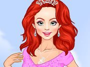 Red-haired princess game