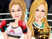 Fun game Ronda Rousey dress up