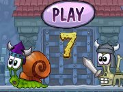 Bob the Snail  7: fantastic story game