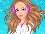 Sport Star Dress Up game