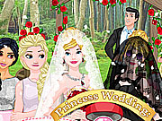 Game Princess Wedding Classic or Unusual
