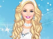 The snow princess game