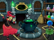 Game The Witch Room puzzle