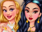 Urban Gipsy Style dressup game